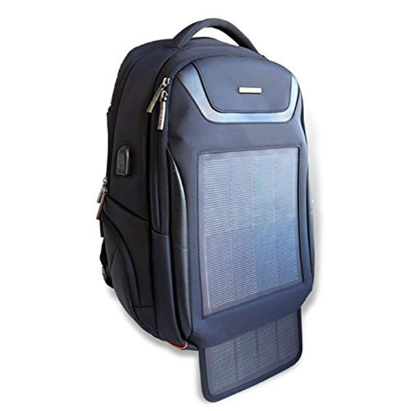 Solar Charging Backpack