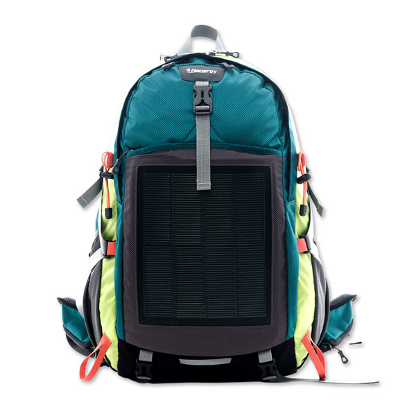 Solar Charging Leisure Backpack